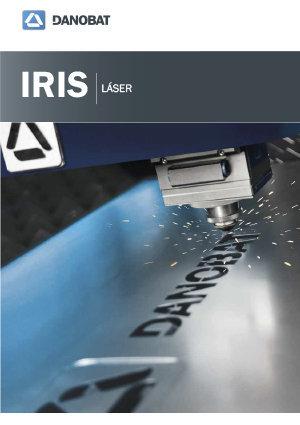 IRIS Corte por láser de fibra DANOBAT
