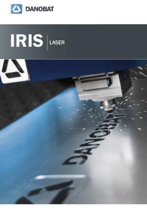 Станок для лазерной резки серии IRIS от компании DANOBAT