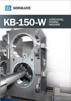KB-150-W Horizontal boring machine SORALUCE