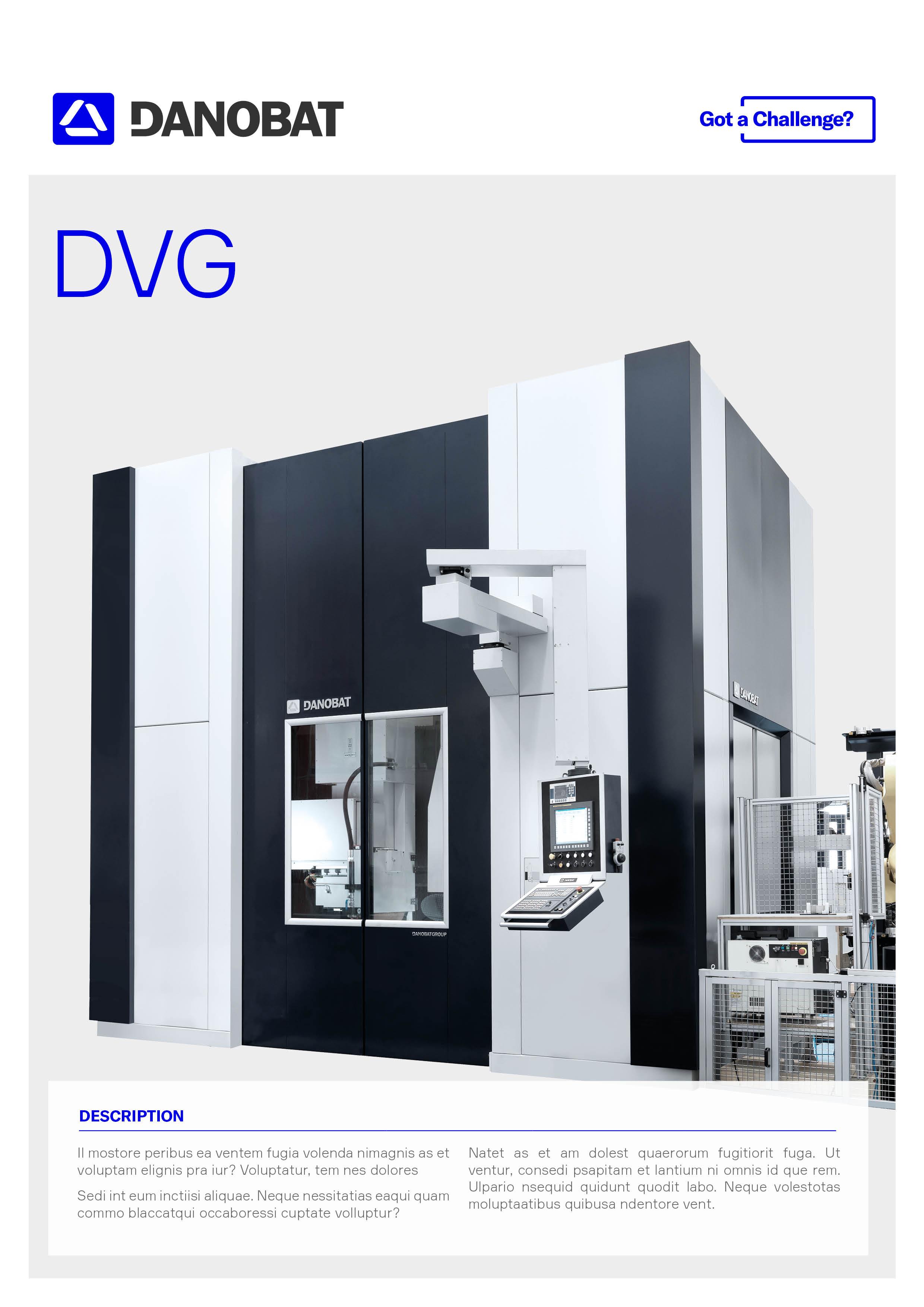 Vertikalschleifmaschine in Doppelständerbauweise