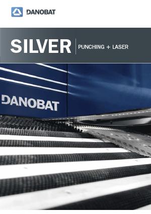 SILVER Laser Stanzmaschine DANOBAT