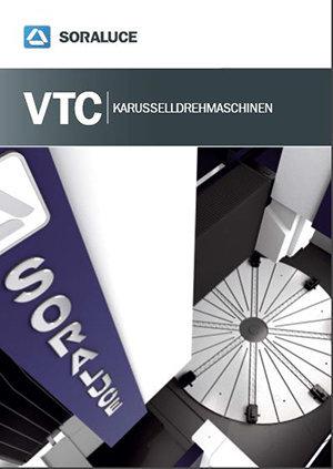 VTC Karusselldrehmaschine SORALUCE