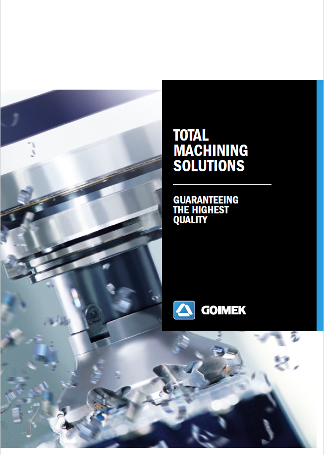 GOIMEK Total machining solutions